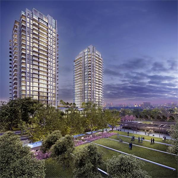Park Towers Condominiums at IQ photo 1